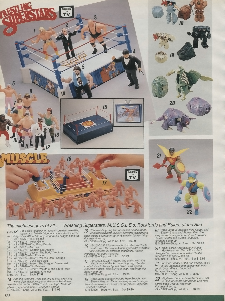 ToyFusion © 2019 » Vintage Toys and Pop Culture Collectibles